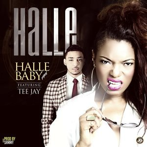 Halle Baby (feat. TeeJay) [Remix] - Single