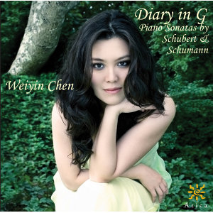 Diary in G - Piano Sonatas by Schubert & Schumann