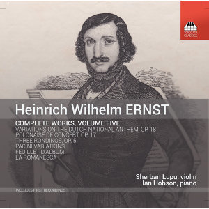 Ernst: Complete Works, Vol. 5