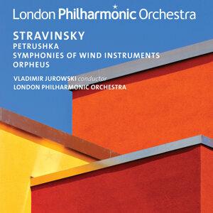 Stravinsky: Petrushka, Symphonies of Wind Instruments & Orpheus