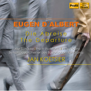 Eugen D'Albert: Die Abreise (The Departure)