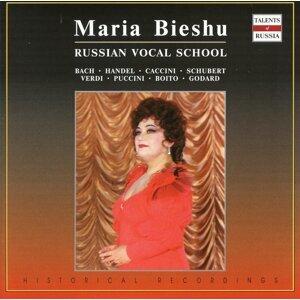 Russian Vocal School - Maria Bieshu