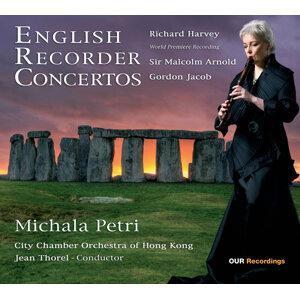 English Recorder Concertos