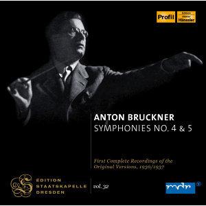 Bruckner: Symphonies Nos 4 & 5
