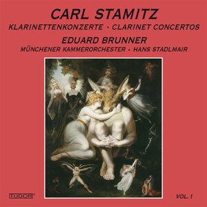 Stamitz: Clarinet Concertos Nos. 1, 7, 8 & 11