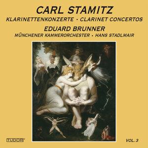Stamitz: Clarinet Concertos & Double Concertos