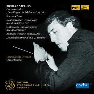 """Strauss: Orchestersuite, Op. 60, """"Der Bürger als Edelmann"""""""