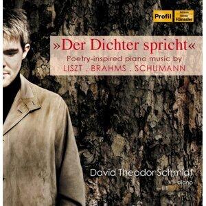 Der Dichter spricht - Poetry-inspired piano music by Liszt, Brahms & Schumann