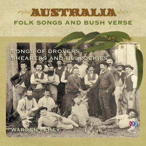 Songs Of Drovers, Shearers And Bullockies