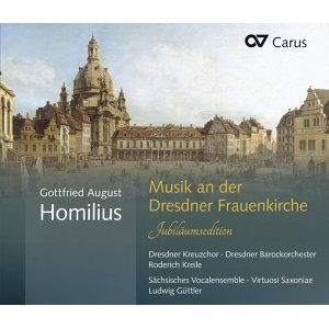 Music at the Frauenkirche Dresden (Anniversary Edition)