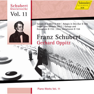 Schubert: Piano Works, Vol. 11