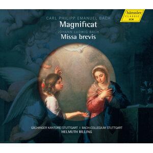 C.P.E. Bach: Magnificat, Wq. 215 - J.L. Bach: Missa brevis