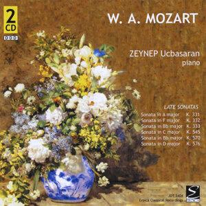 W.A. Mozart, Late Sonatas