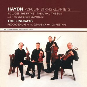Hadyn: Popular String Quartets - Live at the Genius of Haydn Festival