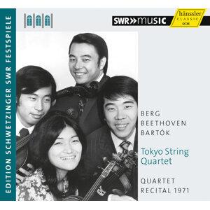 Quartet Recital, 1971