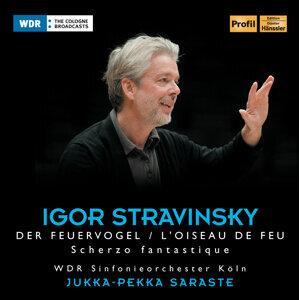 Stravinsky: Der Feuervogel - Scherzo fantastique