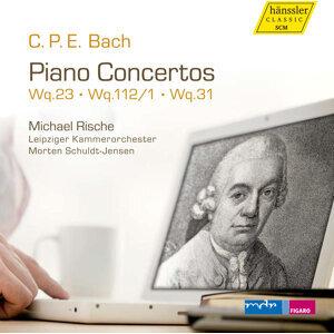 C.P.E. Bach: Piano Concertos
