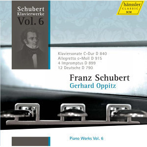 Schubert: Piano Works Vol. 6