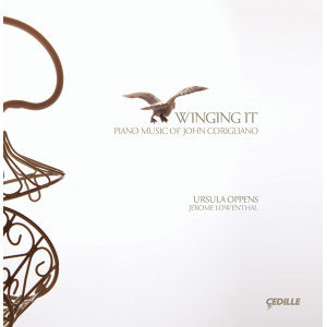 Winging It: Piano Music of John Corigliano