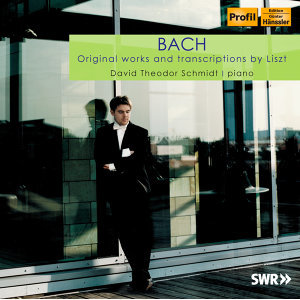 Bach: Original Works and Transciptions by Liszt