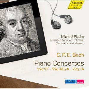 Bach: Piano Concertos, Wq. 17, 43/4 & 14