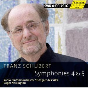 Schubert: Symphonies 4 & 5