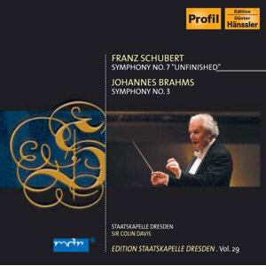 "Schubert: Symphony No. 8 in B minor, D. 759, ""Unfinished"" - Symphony No. 3"