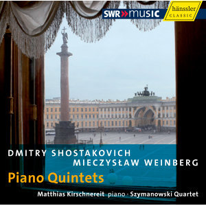 Shostakovich & Weinberg: Piano Quintets