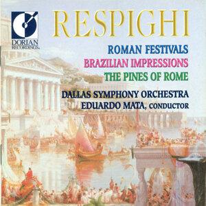 Respighi, O.: Roman Festivals / Brazilian Impressions / Pines of Rome