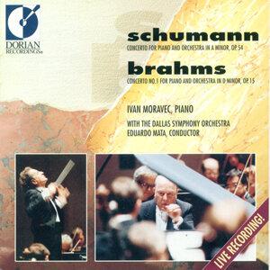 Schumann, R.: Piano Cocnerto, Op. 54 / BRAHMS, J.: Piano Concerto No. 1