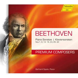 Beethoven: Piano Sonatas Nos. 1, 8, 14, 18, 23, 26, 32