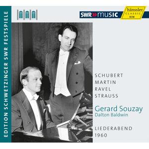 Souzay: Liederabend 1960
