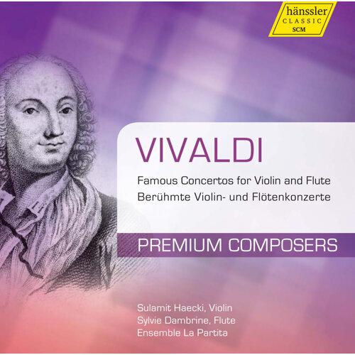Vivaldi: Violinkonzerte / Flötenkonzerte