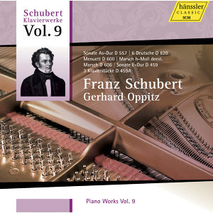 Schubert: Piano Works, Vol. 9