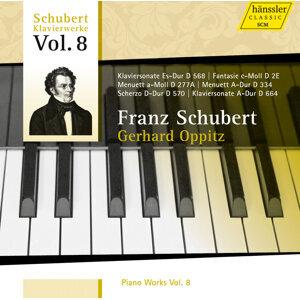 Schubert: Piano Works, Vol. 8