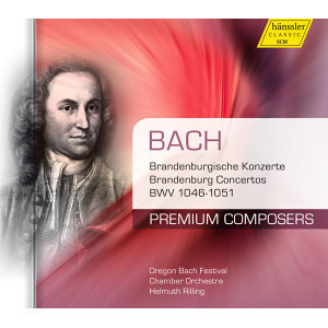 Bach: Brandenburgische Konzerte (Brandenburg Concertos) BWV 1046-1051