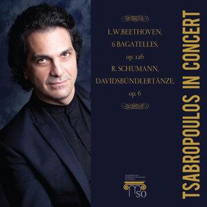 Tsabropoulos in Concert