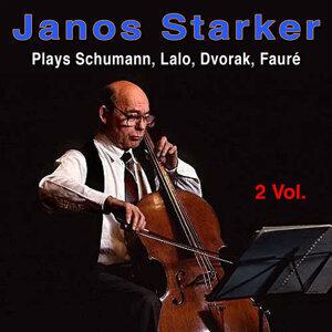 Janos Starker plays Schumann, Lalo, Dvorak, Fauré