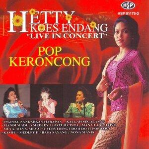 Pop Keroncong Live In Concert