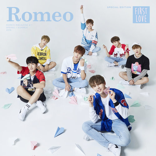 ROMEO Special Edition 'First Love'