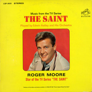 "Music from the TV Series ""The Saint"""