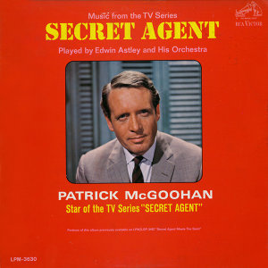 "Music from the TV Series ""Secret Agent"""
