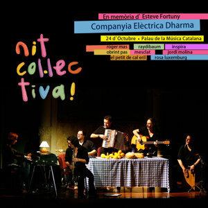 Nit Col·lectiva! Al Palau de la Música Catalana (En Memòria D'Esteve Fortuny)
