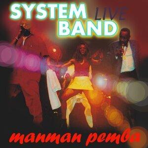 Manman pemba - Live