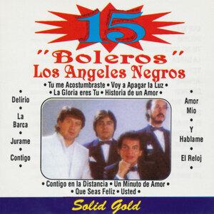 "15 Boleros ""Solid Gold"""