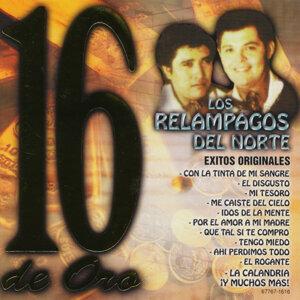 """16 de Oro """"Exitos Originales"""""""