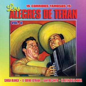 15 Corridos Famosos Vol. 2