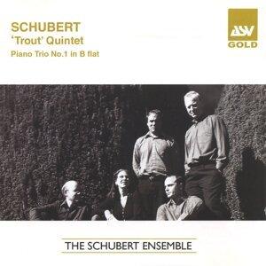Schubert: Trout Quintet; Piano Trio No.1