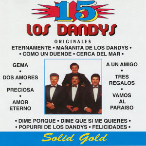 "15 Exitos Originales ""Solid Gold"""
