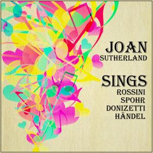 Donizetti, Spohr, Rossini & Händel